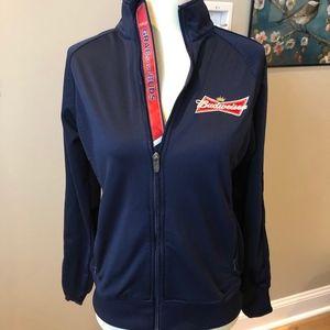 Jackets & Blazers - Budweiser Zip Up Jacket